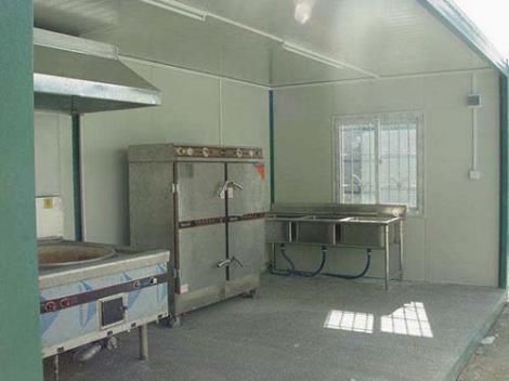 防城港集装箱厨房
