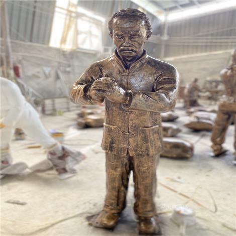梅州玻璃鋼雕塑 人物玻璃鋼雕塑制造