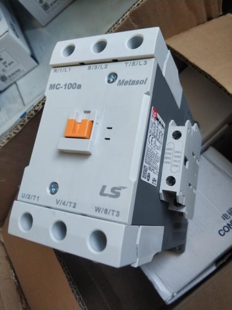LS产电 接触器 MC-100a