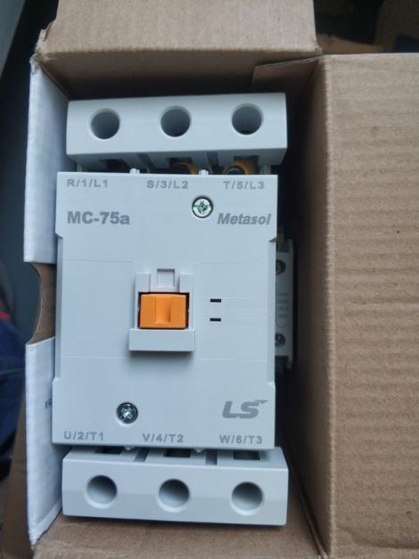 LS产电 电磁接触器 MC-75a