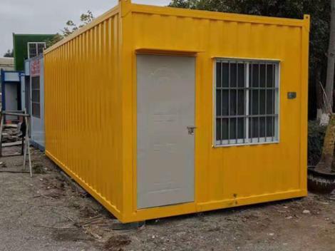 集裝箱式活動房價格