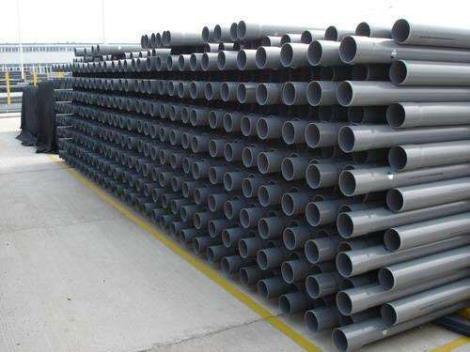 U-PVC给水管材