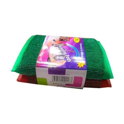 双面清洁洗碗筷钢丝布供货商