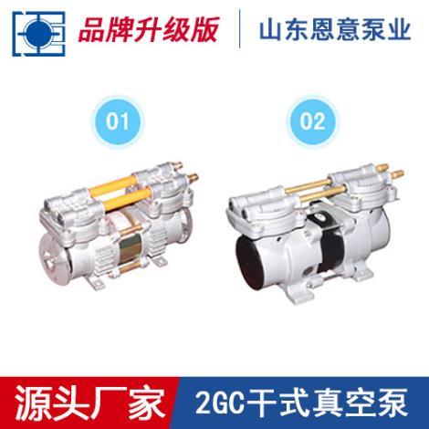 2GC干式真空泵