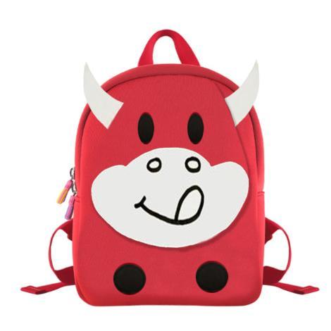牛到吉祥書包  學校國慶節活動禮品定制禮品箱包袋功能箱包戶外箱包  兒童背包雙肩包筆袋253