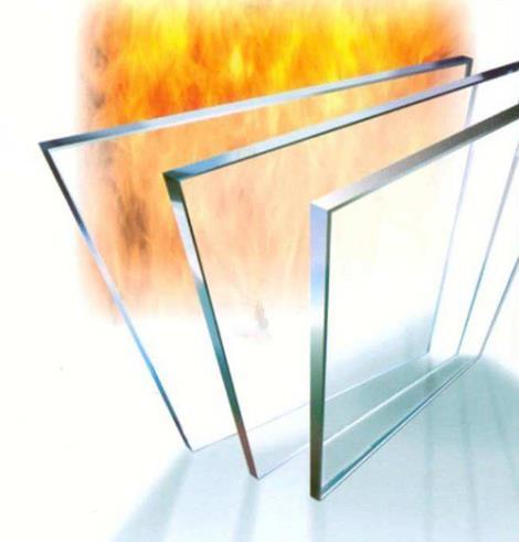 单片防火玻璃直销