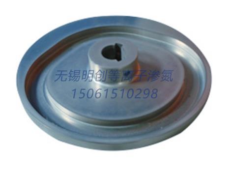 鈦合金表面滲氮處理     南通鈦合金表面滲氮處理