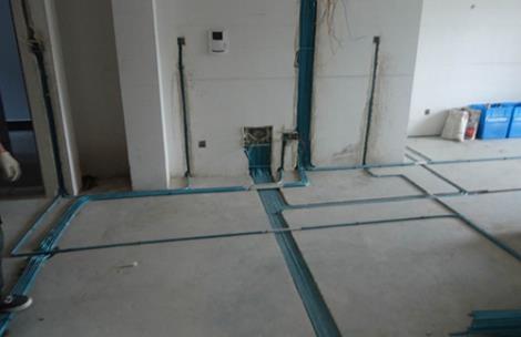 阜阳水电安装工程