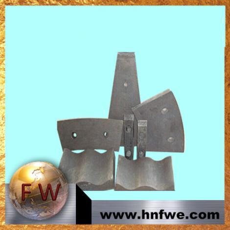 高锰钢各式球磨机衬板合金衬板