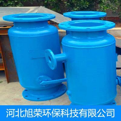 法兰式反冲洗除污器