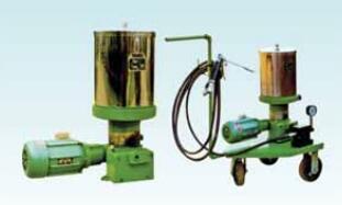 DB-63型单线干油泵及装置加工