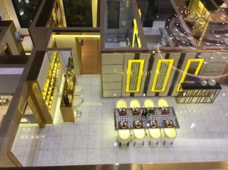 政府办公楼模型