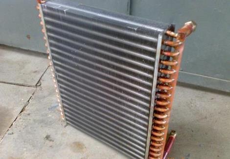 蒸发式冷凝器清洗