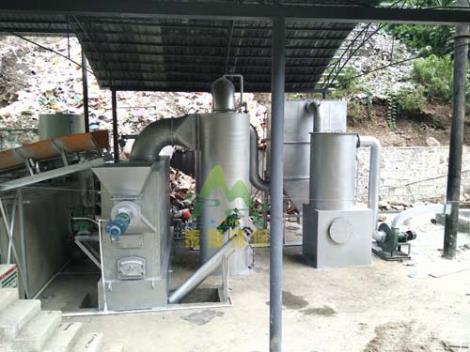 热解气化炉价格