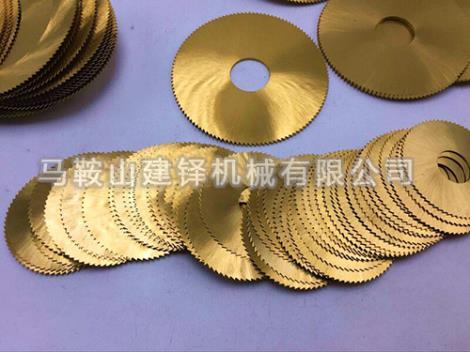 镀钛合金刀片