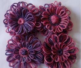 毛线工艺品