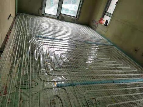滁州地暖安装