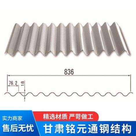 彩钢板YX18-76.2-836