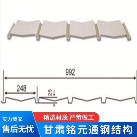 彩钢板YX25-248-992