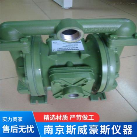 MARATHON气动隔膜泵