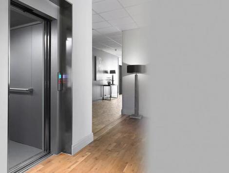 瑞典进口的螺杆式家用电梯-逸致款