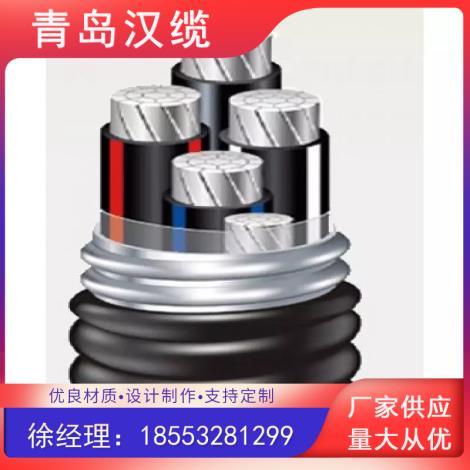 YJLV电缆交联聚乙烯铝合金电缆