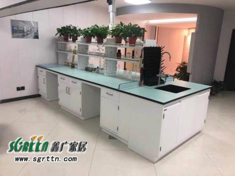 山东钢木化学实验室工作台操作台边台实验室家具定制