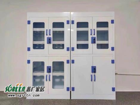 潍坊实验室PP药品柜试剂柜器皿柜