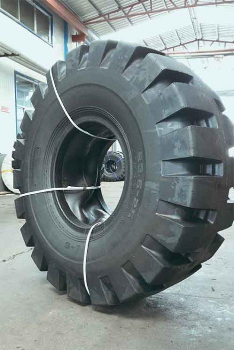 鏟車輪胎保養