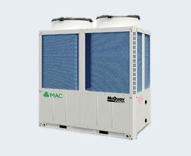 MAC-FC模塊式自然冷卻風冷冷水機組