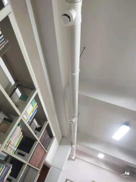 家用新风系统安装