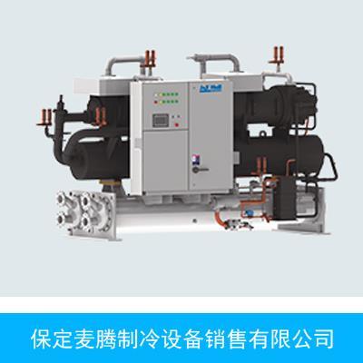 半封閉單螺桿式乙二醇/鹽水機組GES/BES