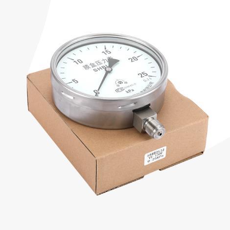布萊迪膜盒壓五表