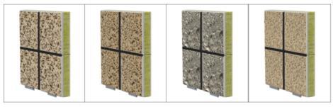福洛斯氟碳漆保溫一體板