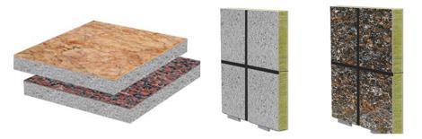 福洛斯真石材保溫一體板