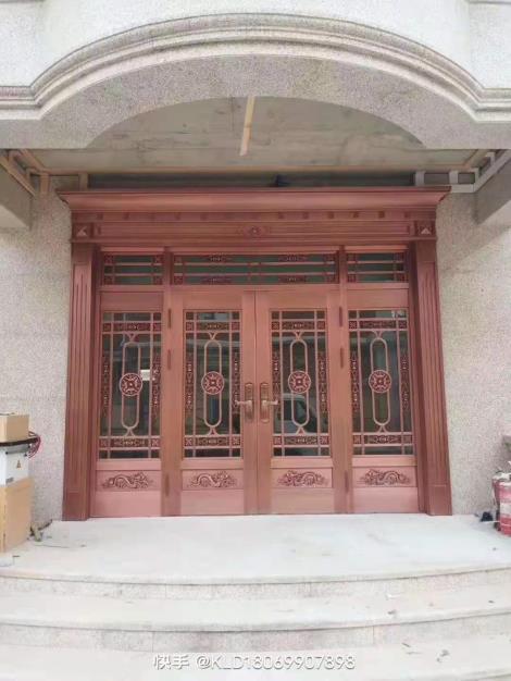 銅門精品銅門