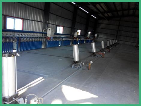 噴吹裝置及離線閥設備廠