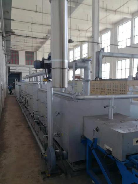 28米双板空气窑厂家