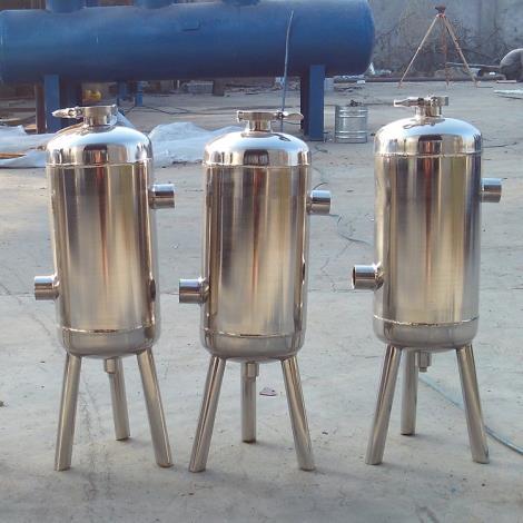 304硅磷晶防腐阻垢器