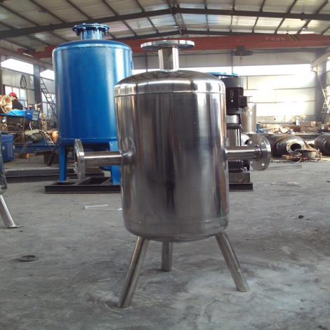 硅磷晶软化罐