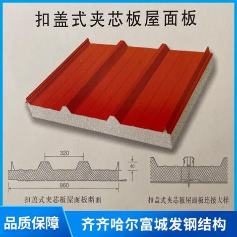 960夹芯复合板