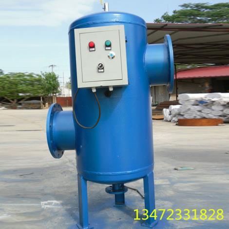自动全程水处理器