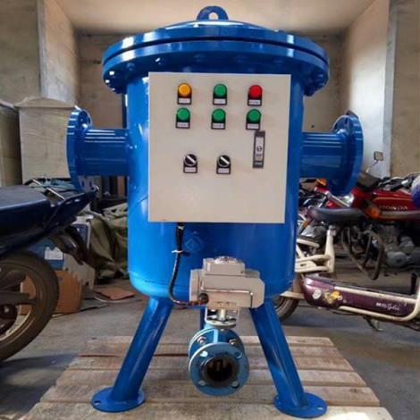 全程电子水处理器