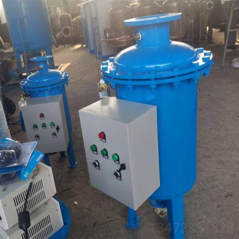 冷却循环全程水处理器